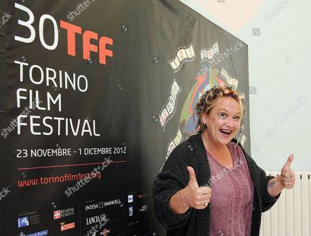 Us Filmmaker Jennifer Lynch Attends the 30th Torino Film Festival (tff) in Turin Italy 24 November 2012 the Festival Runs From 23 November to 01 December Italy Turin