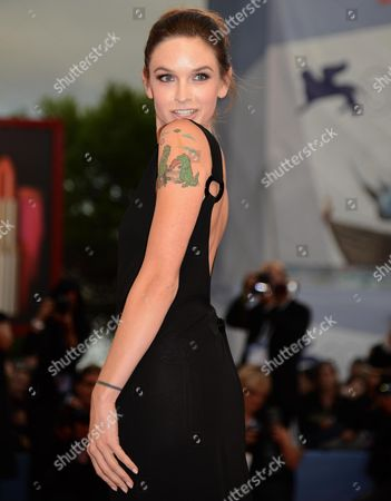 Editorial picture of Italy Venice Film Festival 2012 - Aug 2012