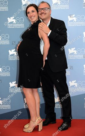 Editorial image of Italy Venice Film Festival 2012 - Aug 2012