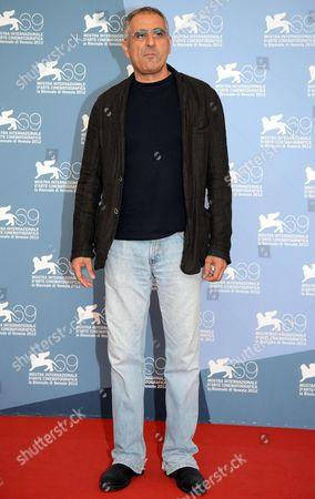 Editorial photo of Italy Venice Film Festival 2012 - Sep 2012