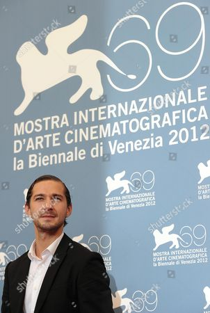 Editorial image of Italy Venice Film Festival 2012 - Sep 2012