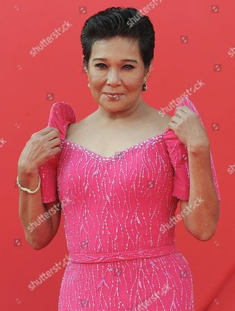 Actress Nora Aunor Attends the Premiere For 'Sinapupunan' (thy Womb) During the 69th Venice Film Festival in Venice Italy 06 September 2012 the Movie is Presented in Official Competition at the Festival Which Runs From 29 August to 08 September Italy Venice