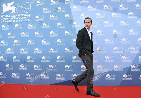 Editorial photo of Italy Venice Film Festival 2012 - Sep 2012