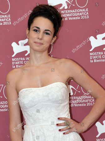 Italian Actress Margherita Laterza Pose at a Photocall For 'Il Terzo Tempo' During the 70th Annual Venice International Film Festival in Venice Italy 31 August 2013 the Movie is Presented in the Orizzonti Section of the Festival That Runs From 28 August to 07 September Italy Venice