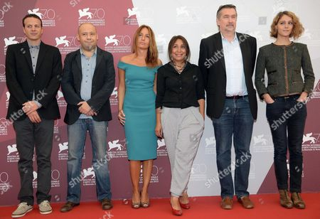 Editorial picture of Italy Venice Film Festival 2013 - Aug 2013