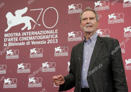 German Director and Writer Edgar Reitz Poses During a Photocall For 'Die Andere Heimat - Chronik Einer Sehnsucht' (home From Home - Chronicle of a Vision) at the 70th Annual Venice International Film Festival in Venice Italy 29 August 2013 the Movie is Presented out of Competition at the Festival That Runs From 28 August to 07 September Italy Venice