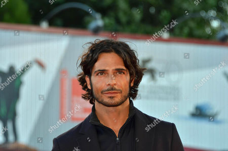 Italian Actor Marco Bocci Attends the Red Carpet to Promote the Film 'La Jalousie' at the 70th Annual Venice International Film Festival in Venice Italy 05 September 2013 the Movie is Presented in the Official Competition Venezia 70 the Festival Runs From 28 August to 07 September Italy Venice