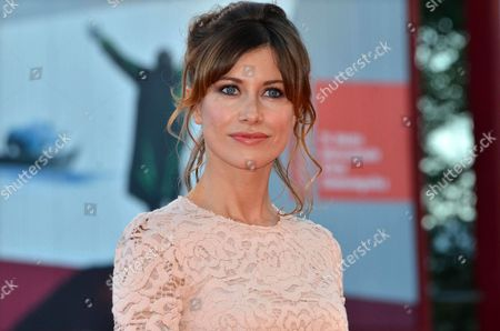 Italian Actress Giorgia Wurth Arrives For a Premiere at the 70th Annual Venice International Film Festival in Venice Italy 02 September 2013 the Festival Runs From 28 August to 07 September Italy Venice