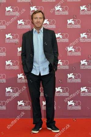 French Actor Olivier Rabourdin Poses During a Photocall For 'Eastern Boys' at the 70th Annual Venice International Film Festival in Venice Italy 04 September 2013 the Movie in the Orizzonti Section of the Festival Running From 28 August to 07 September Italy Venice