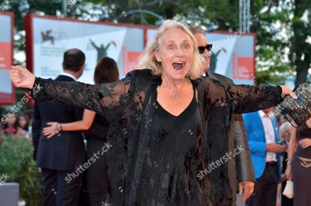 Italian Actress Elena Cotta Arrives For the Closing Awards Ceremony of the 70th Annual Venice International Film Festival in Venice Italy 07 September 2013 the 3d Documentary Film 'Amazonia' Presented out of Competition Closes the Festival Italy Venice