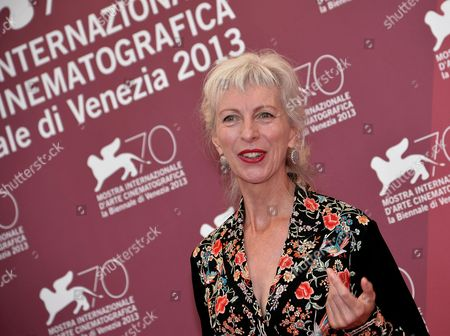 Canadian Actress/cast Member Lise Roy Poses During a Photocall For 'Tom a La Ferme' at the 70th Annual Venice International Film Festival in Venice Italy 02 September 2013 the Movie is Presented in the Official Competition Venezia 70 the Festival Runs From 28 August to 07 September Italy Venice