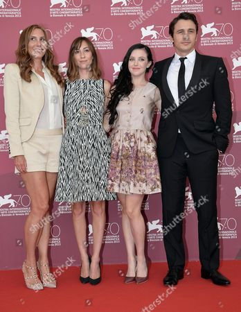 Editorial photo of Italy Venice Film Festival 2013 - Sep 2013