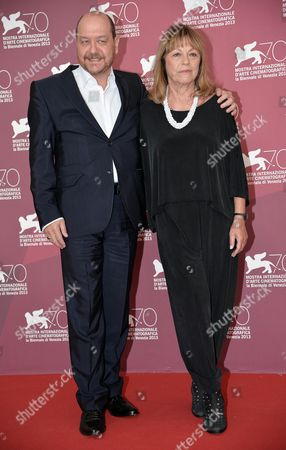Editorial picture of Italy Venice Film Festival 2013 - Sep 2013