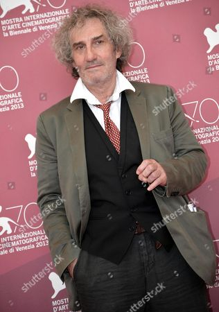 French Director Philippe Garrel Poses During a Photocall For 'La Jalousie' at the 70th Annual Venice International Film Festival in Venice Italy 05 September 2013 the Movie is Presented in the Official Competition Venezia 70 the Festival Runs From 28 August to 07 September Italy Venice