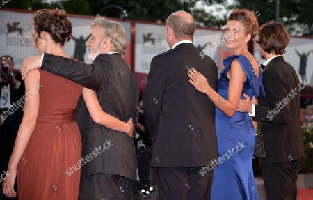 Editorial photo of Italy Venice Film Festival 2013 - Sep 2013