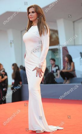Mexican Actress Lucia Mendez Arrives As Guest For the Premiere of 'L'inteprido' at the 70th Annual Venice International Film Festival in Venice Italy 04 September 2013 the Movie is Presented in the Official Competition Venezia 70 the Festival Runs From 28 August to 07 September Italy Venice