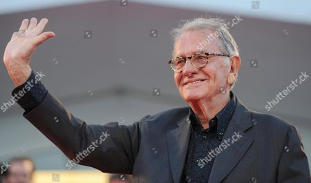 Italian Press Agent Enrico Lucherini Arrives As Guest For the Premiere of 'L'inteprido' at the 70th Annual Venice International Film Festival in Venice Italy 04 September 2013 the Movie is Presented in the Official Competition Venezia 70 the Festival Runs From 28 August to 07 September Italy Venice