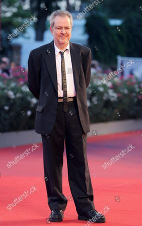 Stock Photo of Algerian Film Director Merzak Allouache Arrives For the Screening of 'Es-stouh' (les Terrasses / the Rooftops) at the 70th Annual Venice International Film Festival in Venice Italy 06 September 2013 the Movie is Presented in the Official Competition Venezia 70 the Festival Runs From 28 August to 07 September Italy Venice