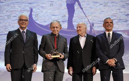 Editorial image of Italy Venice Film Festival 2014 - Aug 2014