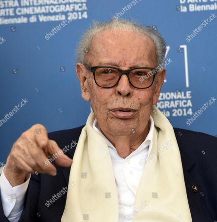 Editorial photo of Italy Venice Film Festival 2014 - Aug 2014