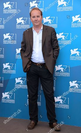 French Director Xavier Beauvois Poses at a Photocall For 'La Rancon De La Gloire' During the 71st Annual Venice International Film Festival in Venice Italy 28 August 2014 the Movie is Presented in the Official Competition Venezia 71 at the Festival That Runs From 27 August to 06 September Italy Venice