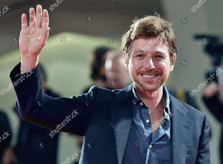 Stock Picture of Italian Actor Claudio Gioe Arrives For the Premiere of 'The Humbling' During the 71st Annual Venice International Film Festival in Venice Italy 30 August 2014 the Movie is Presented out of Competition at the Festival Running From 27 August to 06 September Italy Venice