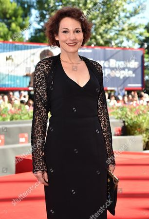 Italian Actress Anna Ferruzzo Arrives For the Premiere of 'Anime Nere' at the 71st Annual Venice Film Festival at the Lido in Venice Italy 29 August 2014 the Movie is Presented in the Official Competition at the Festival That Runs From 27 August to 06 September Italy Venice