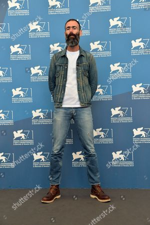 Editorial photo of Italy Venice Film Festival 2014 - Sep 2014