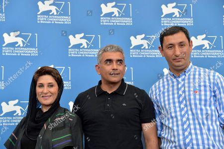 Editorial image of Italy Venice Film Festival 2014 - Sep 2014