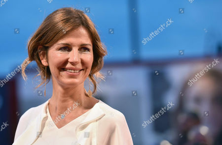 French Director Alix Delaporte Arrives For the Premiere of 'Le Dernier Coup De Marteau' During the 71st Annual Venice International Film Festival in Venice Italy 03 September 2014 the Move is Presented in the Official Competition Venezia 71 of the Festival Running From 27 August to 06 September Italy Venice