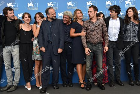 Editorial picture of Italy Venice Film Festival 2014 - Sep 2014