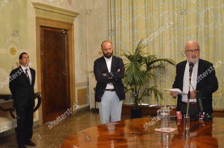 Editorial image of Italy Venice Mayor - Jun 2014