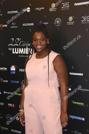 Deborah Lukumuena