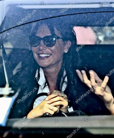 Nicole Minetti Silvio Berlusconi's Former Dental Hygienist and Ex-lombardy Councillor Arrives by Car at a Milan Court 7 June 2013 to Give Evidence at the Trial of Three People - of Whom She is One - Accused of Pimping For Ex-premier Silvio Berlusconi During Evidence She Denied Supplying Girls For the Former Premier's Alleged Sex Parties Italy Milan