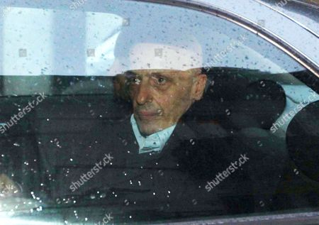 Italian 'Il Giornale' Newspaper Journalist Alessandro Sallusti Sits in a Car As He Arrives to a Location in Milan Italy 01 December 2012 where He Will Serve a House Arrest After a Validation of His Arrest For Evasion 01 December 2012 Milan Prosecutors Had Asked a Court to Place Sallusti Under House Arrest After a September Court Ruled That Sallusti was Guilty of Printing Libellous Remarks Made by an Anonymous Reader About Italian Judge Giuseppe Cocilovo the Comments Concerned a Controversial Decision by Cocilovo to Grant a 13-year-old the Right to Have an Abortion the Court of Cassation Ruled That Sallusti was Responsible For the Comment Since the Identity of the Writer was Unknown Italy Milan