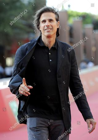 Brazilian Director Walter Salles Arrives For the Premiere of 'A Guy From Fenyang' at the 9th Annual Rome Film Festival in Rome Italy 20 October 2014 the Festival Runs From 16 to 25 October Italy Rome
