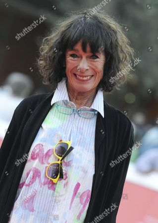 Us Actress Geraldine Chaplin Arrives on the Red Carpet For the Premiere of the Movie 'Sand Dollars' Directed by Laura Amelia Guzman and Israel Cardenas at the 9th Annual Rome Film Festival in Rome Italy 22 October 2014 the Festival Runs From 16 to 25 October Italy Rome