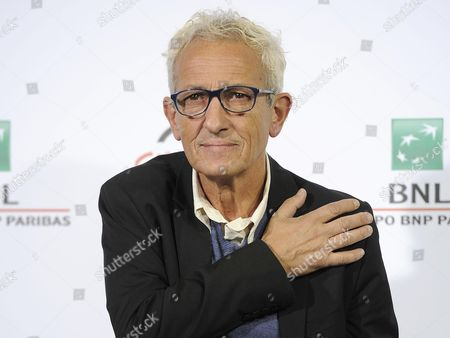 Portuguese Director Joao Botelho Poses During the Photocall For the Movie 'Os Maias (alguns) Episodios Da Vida Romantica' (the Maias Story of a Portuguese Family) at the 9th Annual Rome Film Festival in Rome Italy 23 October 2014 the Festival Runs From 16 to 25 October Italy Rome