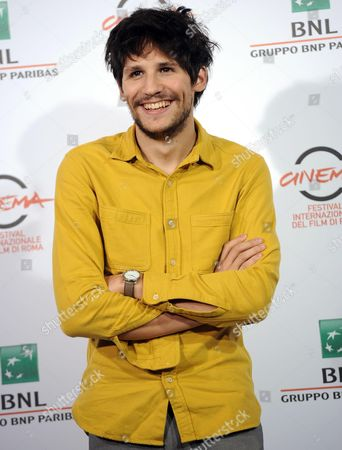 French Actor Felix De Givry Poses During the Photocall For 'Eden' at the 9th Annual Rome Film Festival in Rome Italy 17 October 2014 the Festival Runs From 16 to 25 October Italy Rome