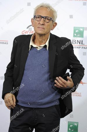 Stock Picture of Portuguese Director Joao Botelho Poses During the Photocall For the Movie 'Os Maias (alguns) Episodios Da Vida Romantica' (the Maias Story of a Portuguese Family) at the 9th Annual Rome Film Festival in Rome Italy 23 October 2014 the Festival Runs From 16 to 25 October Italy Rome
