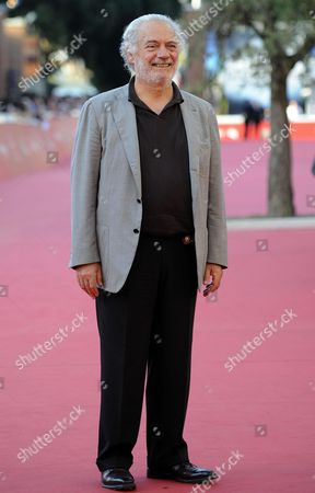 Italian Actor Giorgio Colangeli Arrives For the Premiere of 'A Tutto Tondo' at the 9th Annual Rome Film Festival in Rome Italy 18 October 2014 the Festival Runs From 16 to 25 October Italy Rome