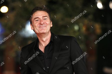 Stock Image of Australian Director P J Hogan Arrives on the Red Carpet For the Screening of the Movie 'Mental' at the Seventh Annual Rome Film Festival in Rome Italy 10 November 2012 Evening the Festival Runs From 09 to 17 November 2012 Italy Rome