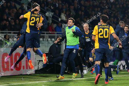 Editorial image of Italy Soccer Serie a - Nov 2014