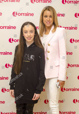 Editorial picture of 'Lorraine' TV show, London, UK - 31 Jan 2017