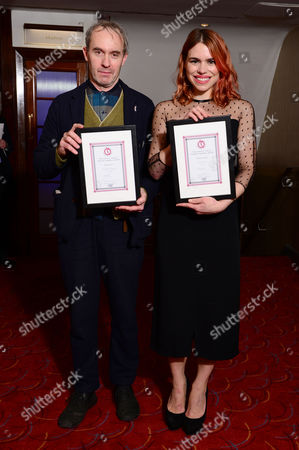 Stephen Dillane and Billie Piper