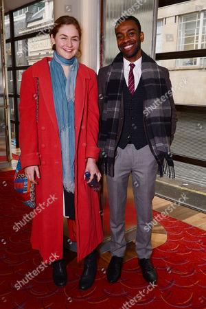 Polly Misch and Jaygann Ayeh