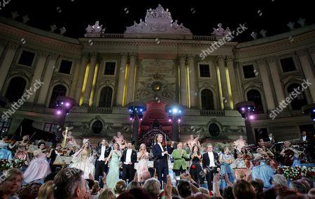 Editorial picture of Austria Vienna Festival - Jul 2007