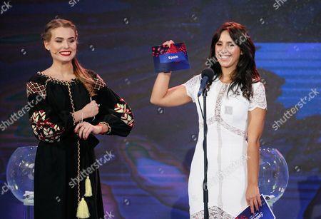 Nika Konstantinova and Jamala