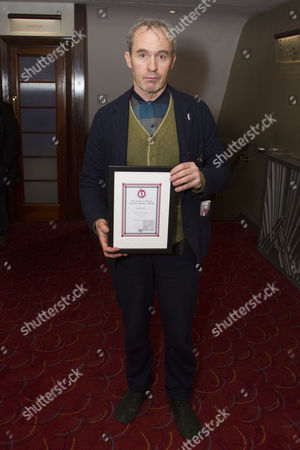 Stephen Dillane accepts the award for Best Actor