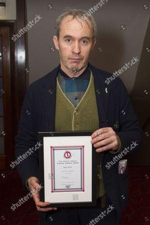 Editorial photo of 'The Critics' Circle Theatre Awards 2016' awards, , London, UK - 31 Jan 2017